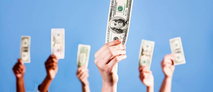 crowdsourcing para la financiacion