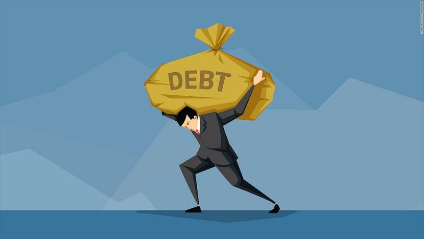 deuda de una empresa